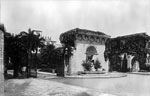 Entrance Gates to the Boca Raton Club, 194-