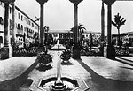 Boca Raton Club Courtyard and Fountains, 194-
