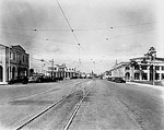 View Down Coral Way, 1929