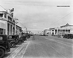 Business District, 1934