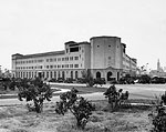 First Building at University of Miami, 1929