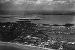 Aerial View of the Miami Beach Area, 1924-5