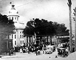 Polk County Courthouse Completion Celebration, 1909