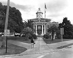 Citrus County Courthouse, Inverness, 1976