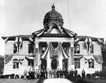 Dedication of the Dade County Courthouse, Miami, 1914