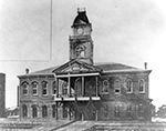 Monroe County Courthouse, Key West, 1890