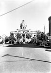Jefferson County Courthouse, Monticello, 1949