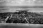 Aerial View of Lincoln Road Area, 1924-5