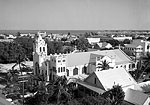 Key West From the La Concha Hotel, 1960