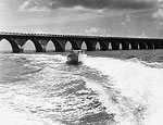 Boating Along the Overseas Highway, 1962