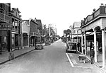 Looking Down Duval Street, 193- A
