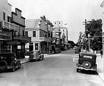 Looking Down Duval Street, 193- B
