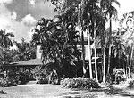 Thomas Edison's Home, Fort Myers, 1949
