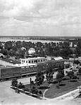 Aerial View of Winter Haven, 1920