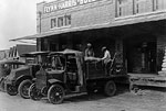 Workers Loading Goods at Flynn Harris Bullard Grocery Company, Tampa, 192-