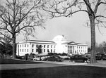 Supreme Court Building in the Florida Capitol Complex, Tallahassee, 1953