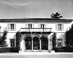 Society of the Four Arts Library Building, Palm Beach Florida, 1958