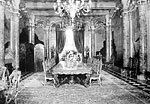 Dining Room of the Mar-a-Lago, Palm Beach, Florida, 19--