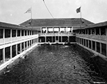 Bathing Cassino at the Breakers Hotel, West Palm Beach Florida, 1905