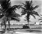 Hotels Across Lake Worth, After 1925, Palm Beach, Florida,